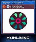 Peyotex - Confidential