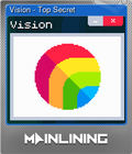 Vision - Top Secret