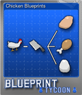 Chicken Blueprints