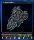 Science ship