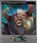 The Maskwraith of Wrath