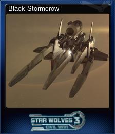 Black Stormcrow