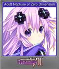Adult Neptune of Zero Dimension