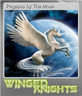 Pegasus by The Moon