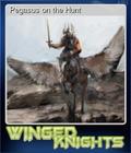 Pegasus on the Hunt