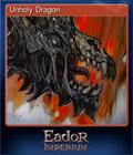 Unholy Dragon