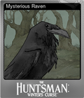 Mysterious Raven