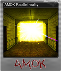 AMOK Parallel reality
