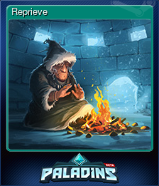 Reprieve (Trading Card)