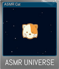 ASMR Cat
