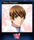 Takeru Shirogane