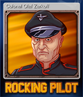 Colonel Olaf Zarkoff