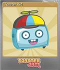 Toaster Kid
