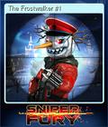 The Frostwalker #1