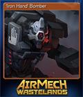 'Iron Hand' Bomber