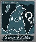 Eraser & Builder 5
