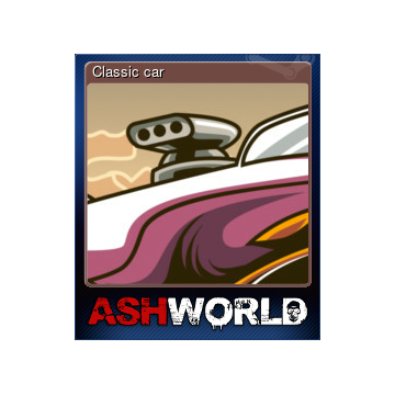 Steam Community Market Listings For 580320 Classic Car Trading Card