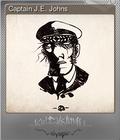 Captain J.E. Johns
