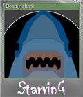 Deadly shark