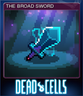THE BROAD SWORD
