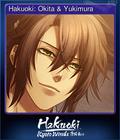 Hakuoki: Okita & Yukimura