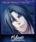 Hakuoki Hijikata & Yukimura