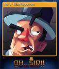 Mr J. Shufflebottom