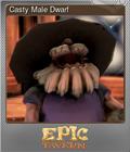 Casty Male Dwarf