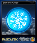 Elements Of Ice