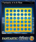 Fantastic 4 In A Row