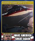 Trump's Chopper Over D.C.