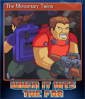 The Mercenary Twins