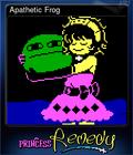 Apathetic Frog