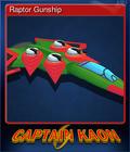 Raptor Gunship