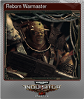 Reborn Warmaster