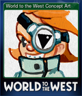 World to the West Concept Art