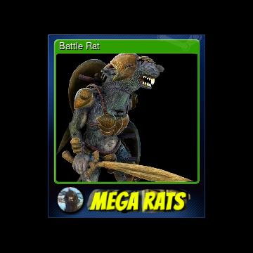 Steam Community Market Listings For 534210 Battle Rat