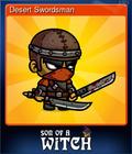 Desert Swordsman