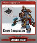 Krom Dragongaze