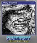 Angry Siegfried