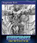 Siegfrieds Birth