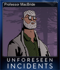 Professor MacBride