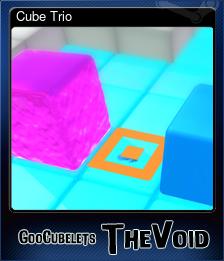 Cube Trio