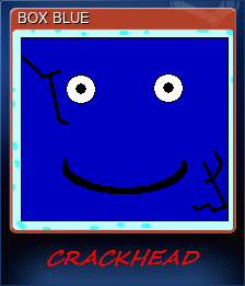 BOX BLUE