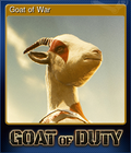 Goat of War