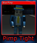 Blue Pimp