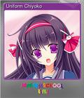 Uniform Chiyoko