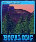 The Powder Dome!