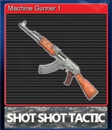 Machine Gunner 1