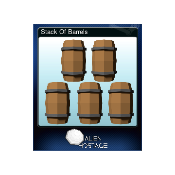 Steam Community Market :: Listings for 562430-Stack Of Barrels